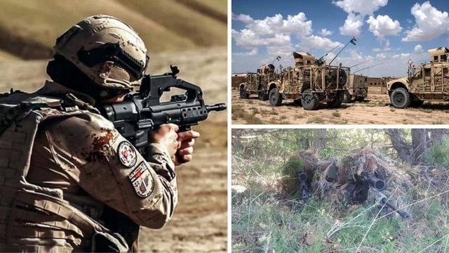 Elitna postrojba: Naši vojnici u Afganistanu obučavaju druge