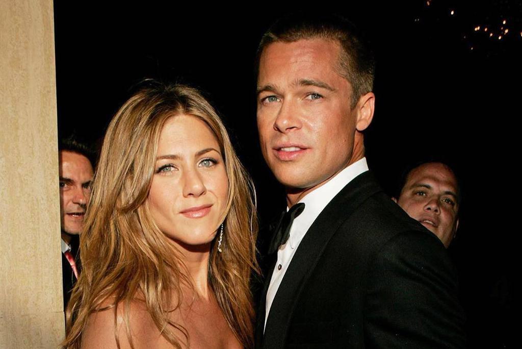 Jennifer i Brad prvi put nakon razvoda opet zajedno snimaju