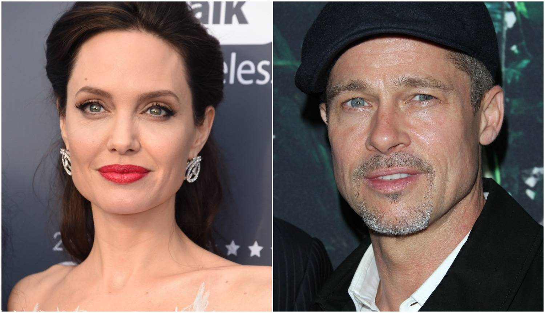 Napokon dogovor: Angelina i Brad složili se oko skrbništva