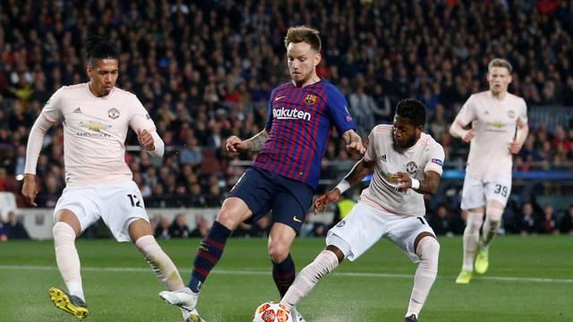 Champions League Quarter Final Second Leg - FC Barcelona v Manchester United