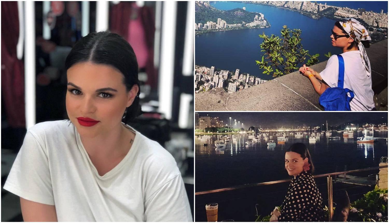 Anamarija Asanović našla se usred pucnjave: 'Rio je opasan'