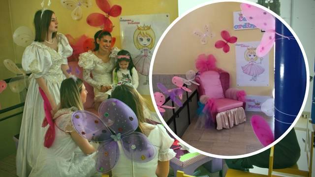 Čarobna ordinacija: U Klaićevoj opet oduševili male bolesnike