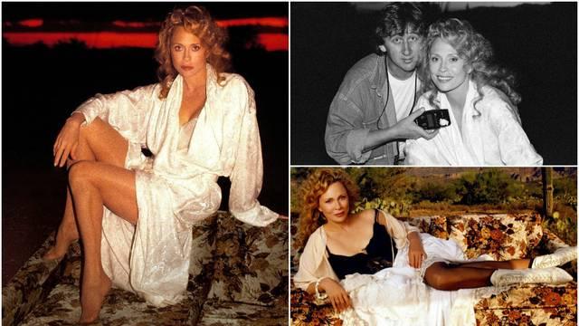 Holivudsku divu Faye Dunaway prvi sam snimio u Cannesu! Nisu još ni znali da je stigla u grad...