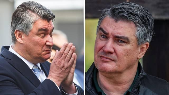 Milanović je ispao magarac. I sad su mu za to krivi drugi...