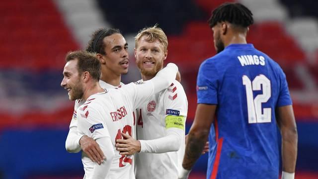 UEFA Nations League - League A - Group 2 - England v Denmark