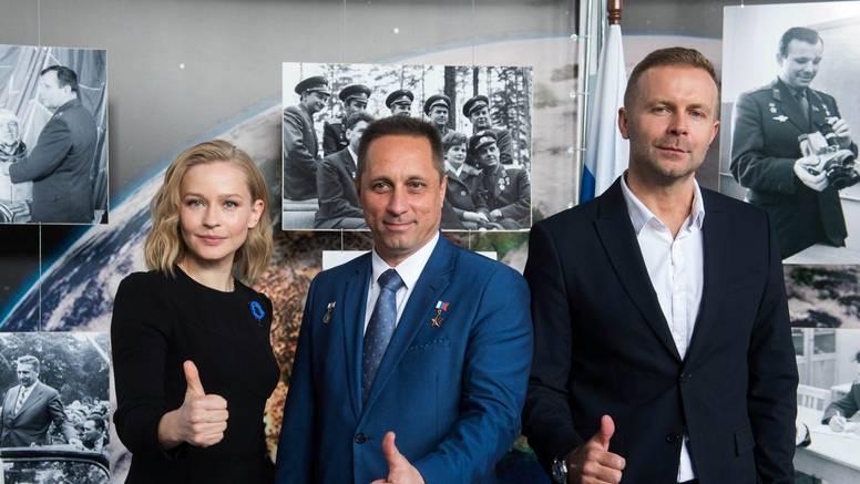 Rusi snimaju prvi film u svemiru