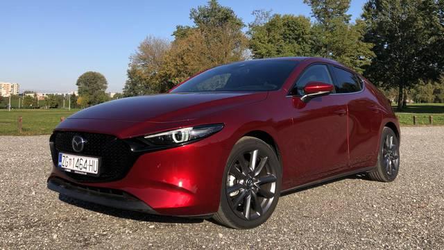 Mazda 3 je izuzetno atraktivna i idealno motorizirana bez turba