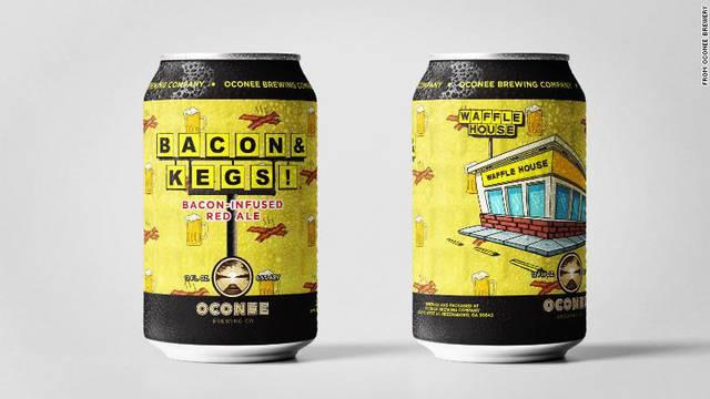 Pivo s okusom slanine