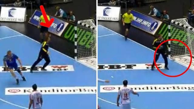 Kakva nesreća! Stevanović u oproštajki primio komičan gol