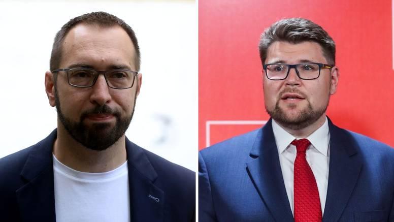 Kreću pregovori Možemo! i SDP-a o podjeli vlasti u Zagrebu - šef Skupštine bit će Joško Klisović?
