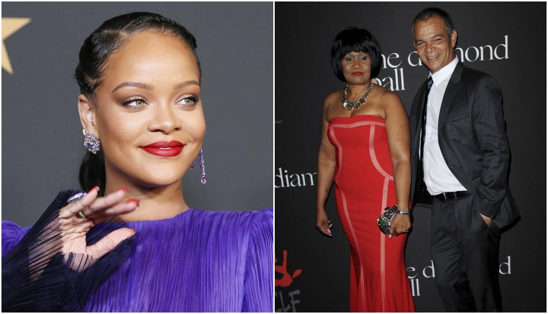 Rihanna kupila respirator svom ocu: 'Mislio sam da ću umrijeti'