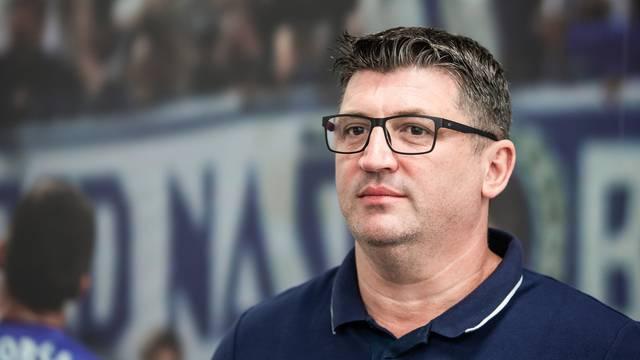 Osijek: Ivica Kulešević i Alen Petrović dali izjavu na početku priprema za novu sezonu HNL-a