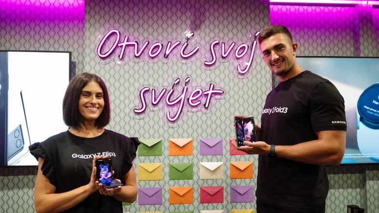 Pogledajte širu sliku! Galaxy Z Fold3 5G i Z Flip3 5G stigli su u Hrvatsku