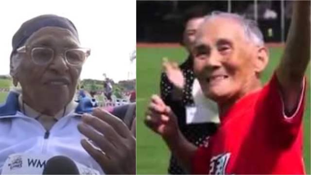 Oni ruše sve predrasude: Imaju 100 godina i trče bez problema