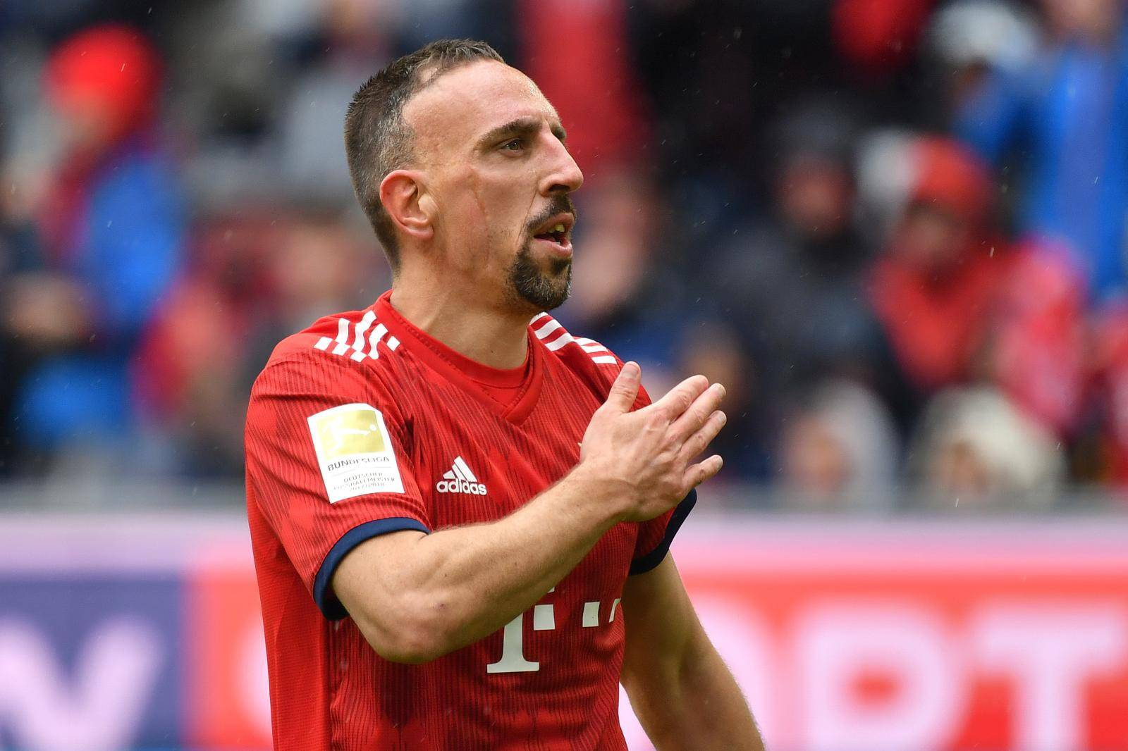 Soccer 1. Bundesliga / FC Bayern Munich- Hanover 96 3-1.