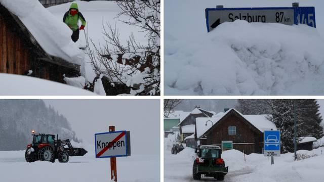 Strašna oluja u Alpama: Sedam ljudi poginulo, nekoliko nestalo