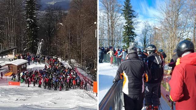 Gužva na Sljemenu: Zbog čega skijaši mogu trenirati, a ostalim sportašima je to zabranjeno?