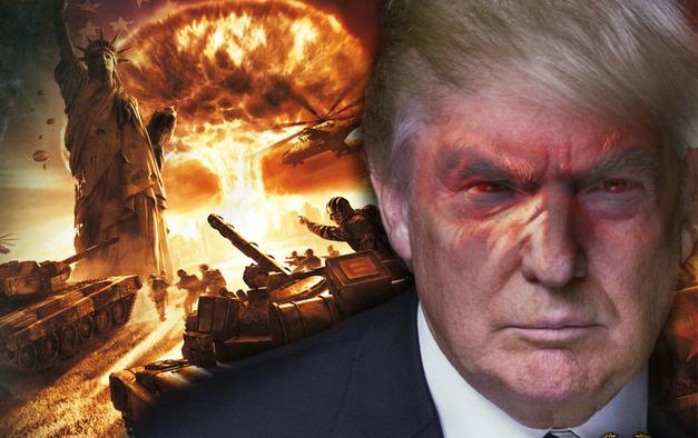 Donald Trump - vrag