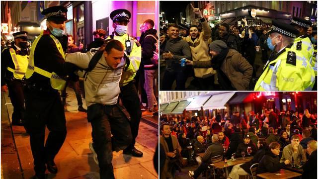 Noć prije lockdowna su Englezi partijali: Pubovi su bili krcati