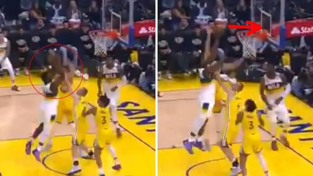 Kakav debi Bendera! Zalijepio bananu velikoj zvijezdi NBA-a