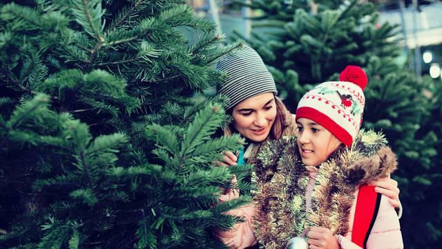 Pet načina kako ove godine besplatno ukrasiti božićno drvce