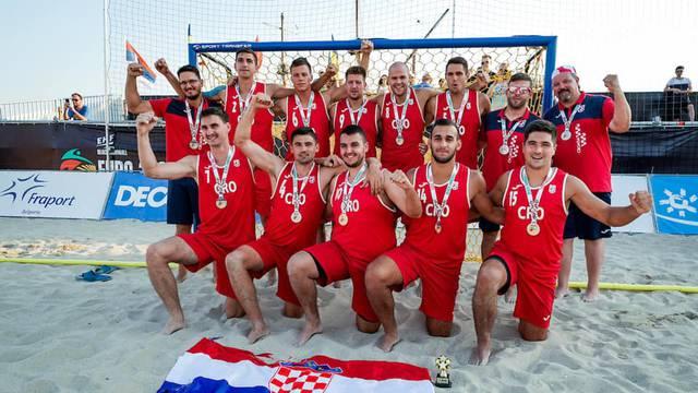Hrvatski pjeskaši izgubili su u finalu Eura, Jurić MVP turnira
