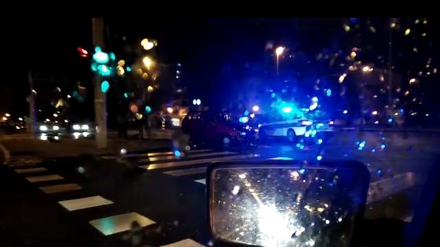 Nesreća na raskrižju Travnog i Dugava: 'Stakla je bilo svuda!'