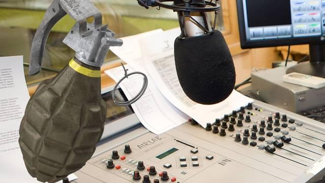 Mladiću koji je prijetio da će zbog pjesme dići u zrak Radio Rijeku prijeti 5 godina zatvora