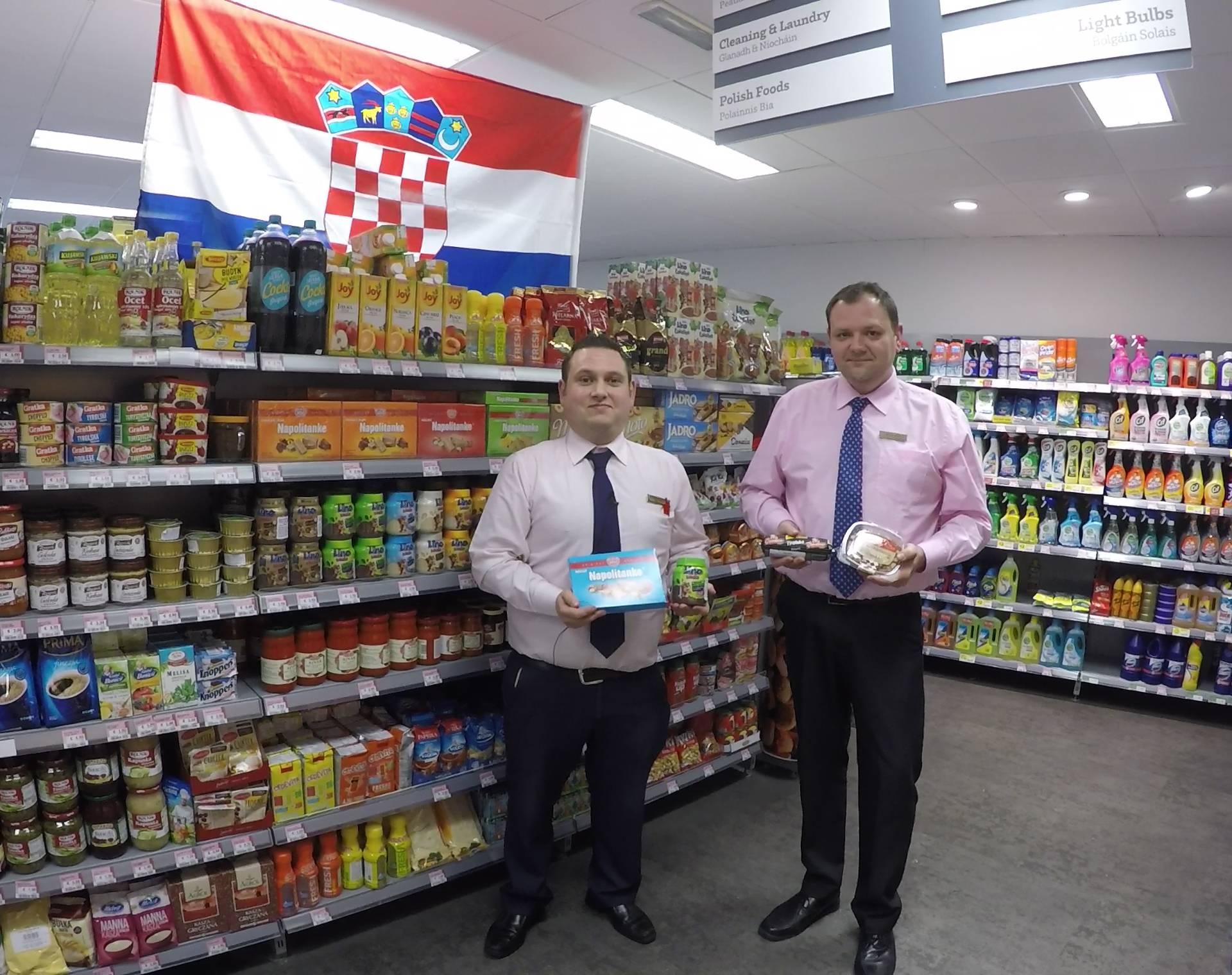 Hrvatski proizvodi osvojili su Irsku: 'Sve smo već rasprodali!'