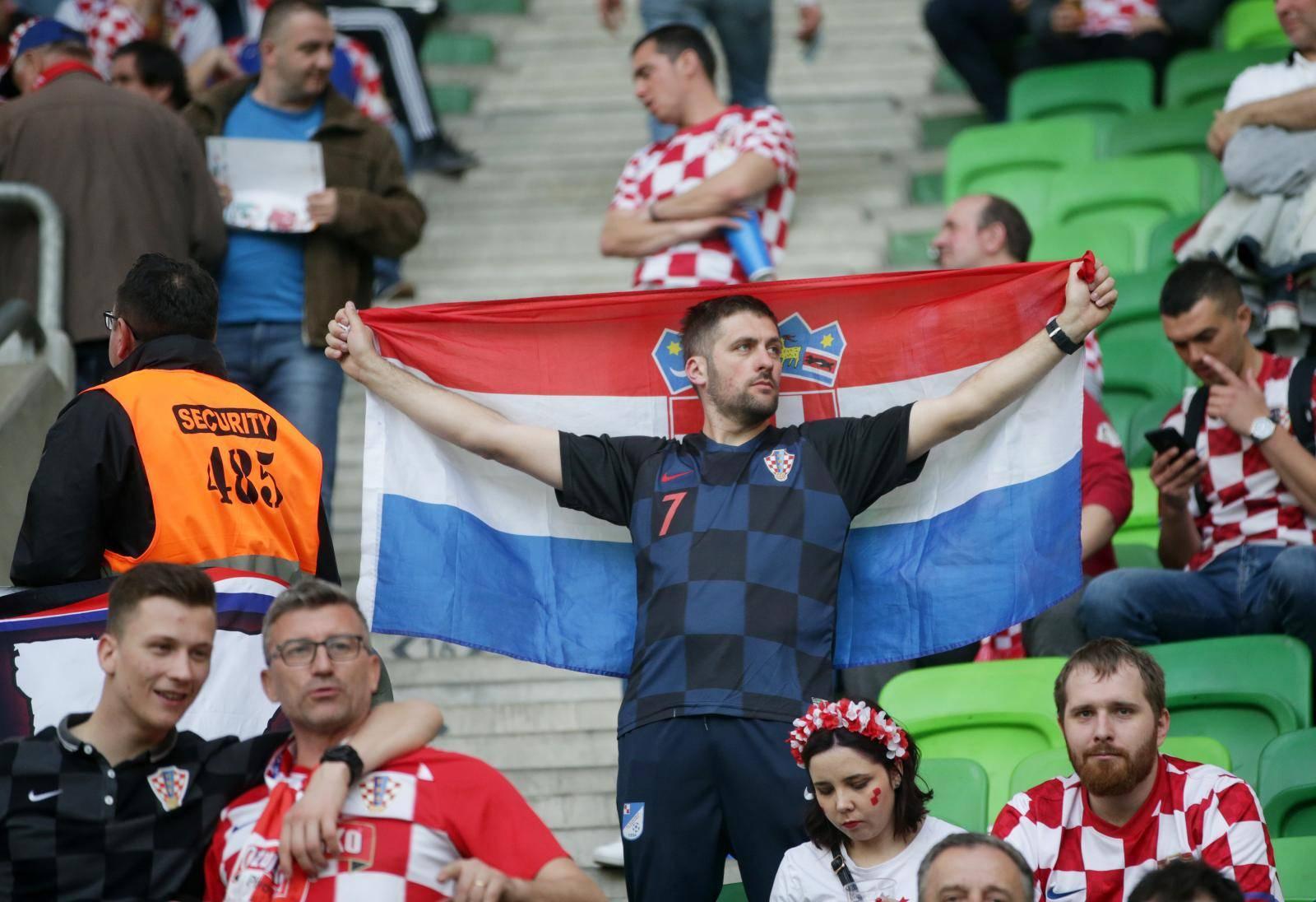 Budimpešta: Navijači spremni za kvalifikacijsku utakmica između Mađarske i Hrvatske