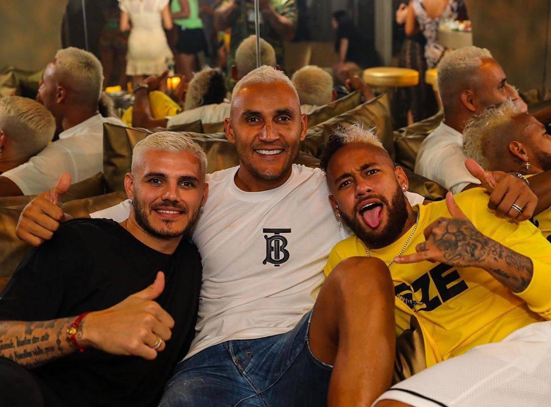 Korona pokosila PSG: Icardi partijao s Neymarom, na kraju je i on pozitivan na virus...