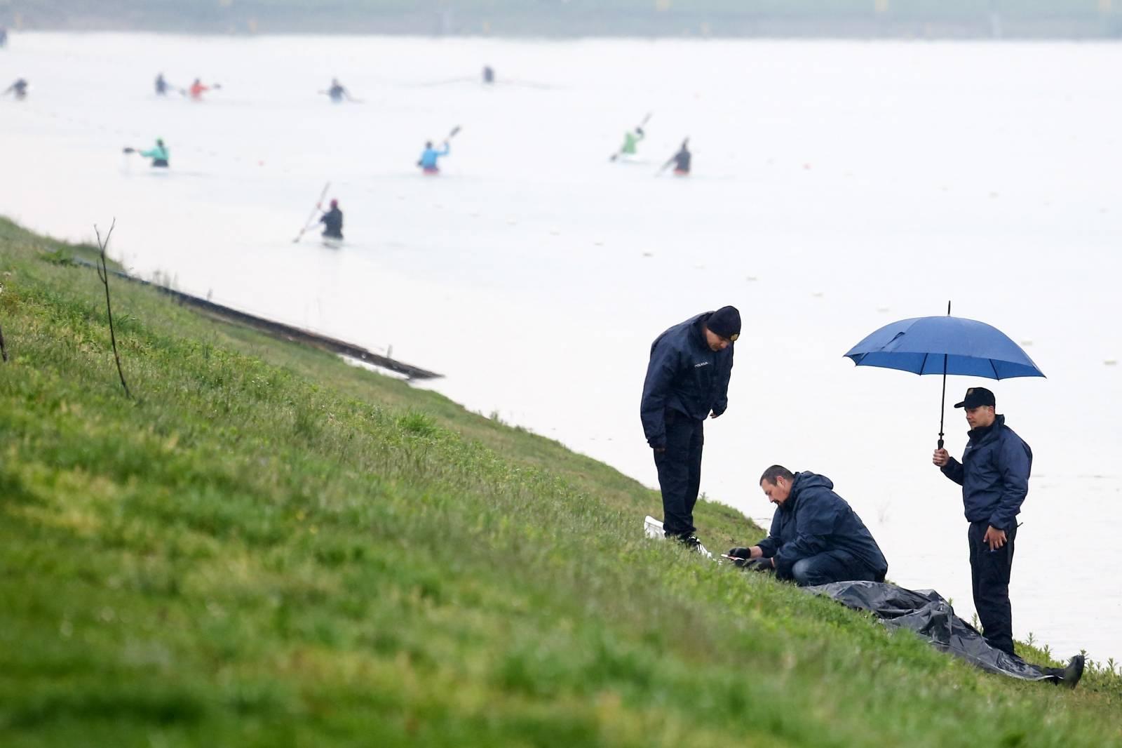 Zagreb: U jutarnjim satima uz jezero Jarun pronađeno tijelo nepoznate osobe