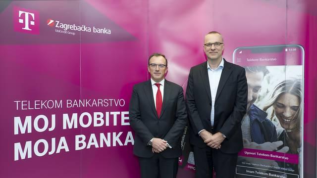 Uz Telekom Bankarstvo više ne morate odlaziti do poslovnice
