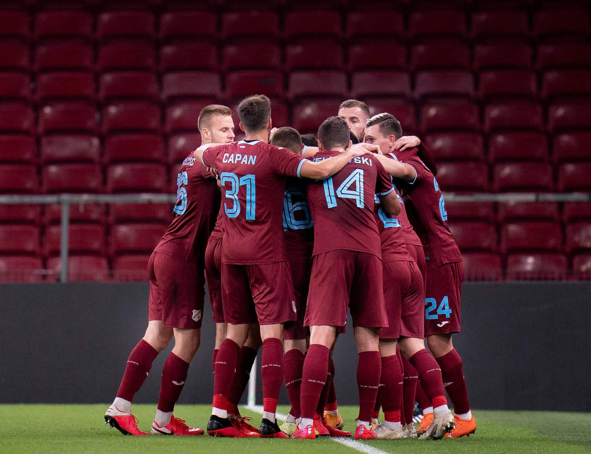 Europa League - Play-off - FC Copenhagen v HNK Rijeka
