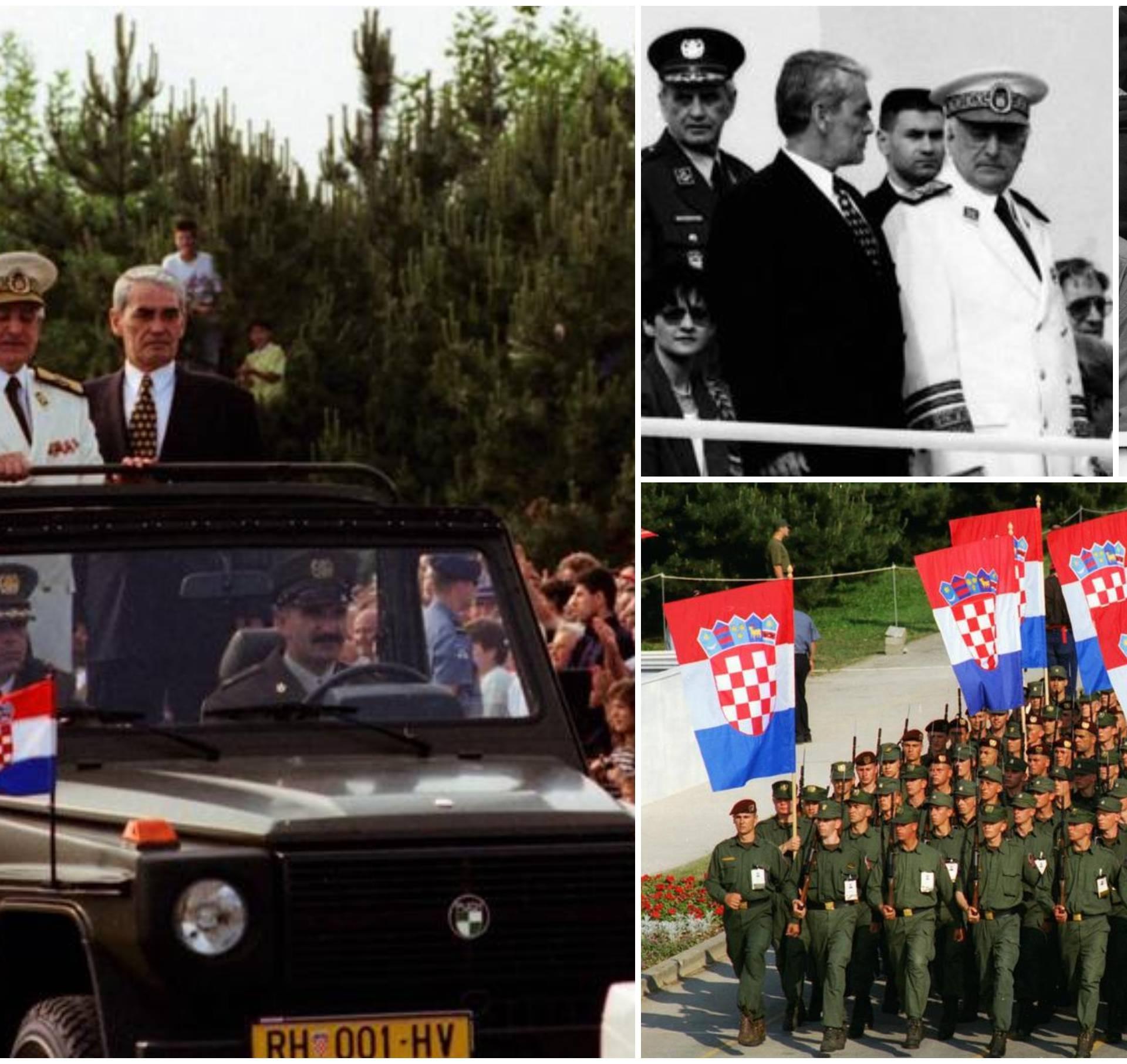 Dan Državnosti ponovno je 30. svibnja, ovako je izgledalo '95.