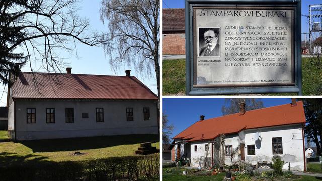 Zbog korone je stala i obnova kuće doktora Andrije Štampara