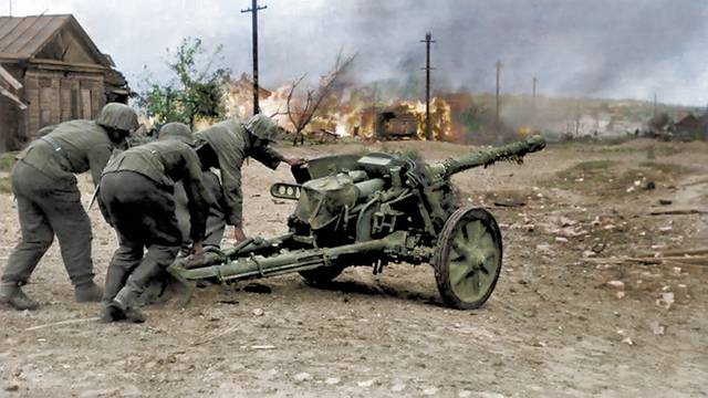 Stalingrad in Colour