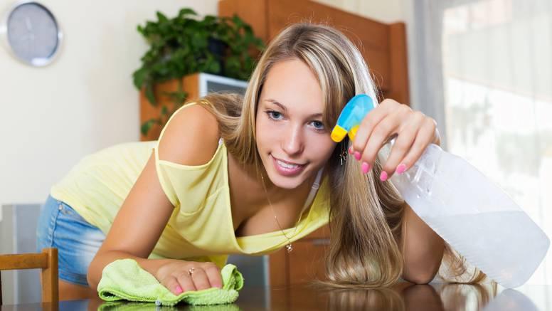 Prašina se neće sakupljati na namještaju - uz ovaj super trik