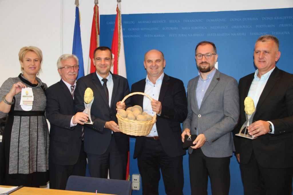 Međimurski krumpir-kalamper postao zaštićena robna marka