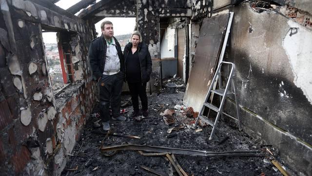 Planuo im stan: 'Iz požara sam spasio trudnu suprugu i kćer'