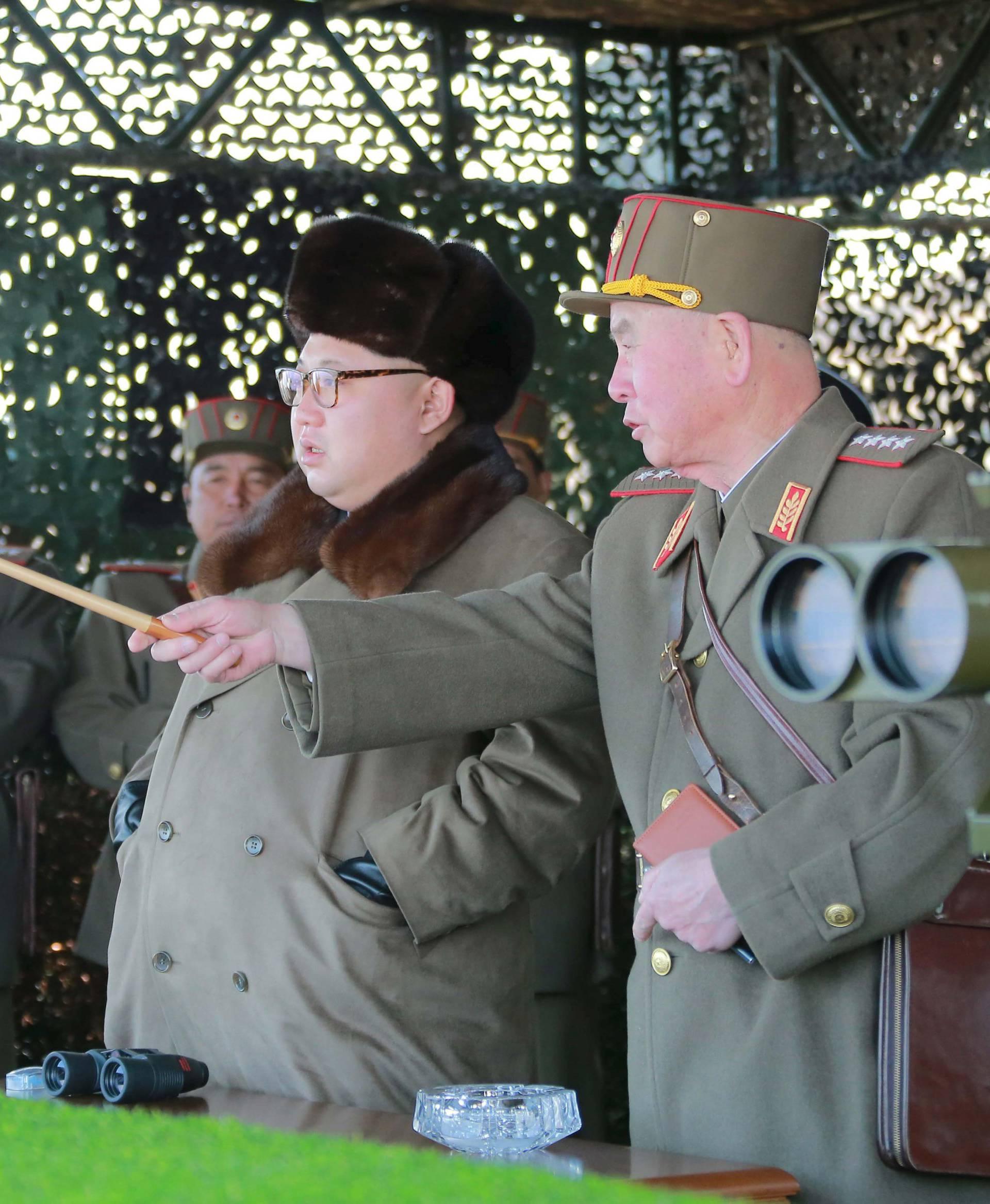 Kim Jong-un počeo psihološki rat ili šalje poruke špijunima?