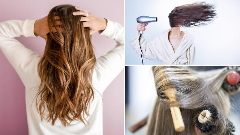 I tanka kosa uz ovih 12 trikova može izgledati bujnije i sjajno