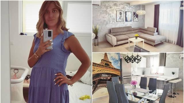 Valentina uređuje luksuzni stan: 'Krči' stvari, stiže drugo dijete...