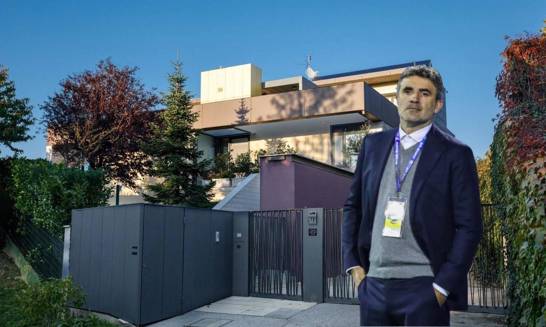 Nema se, prodaje se: Zoran Mamić za vilu od 600 kvadrata u Markuševcu traži 15 mil. kn