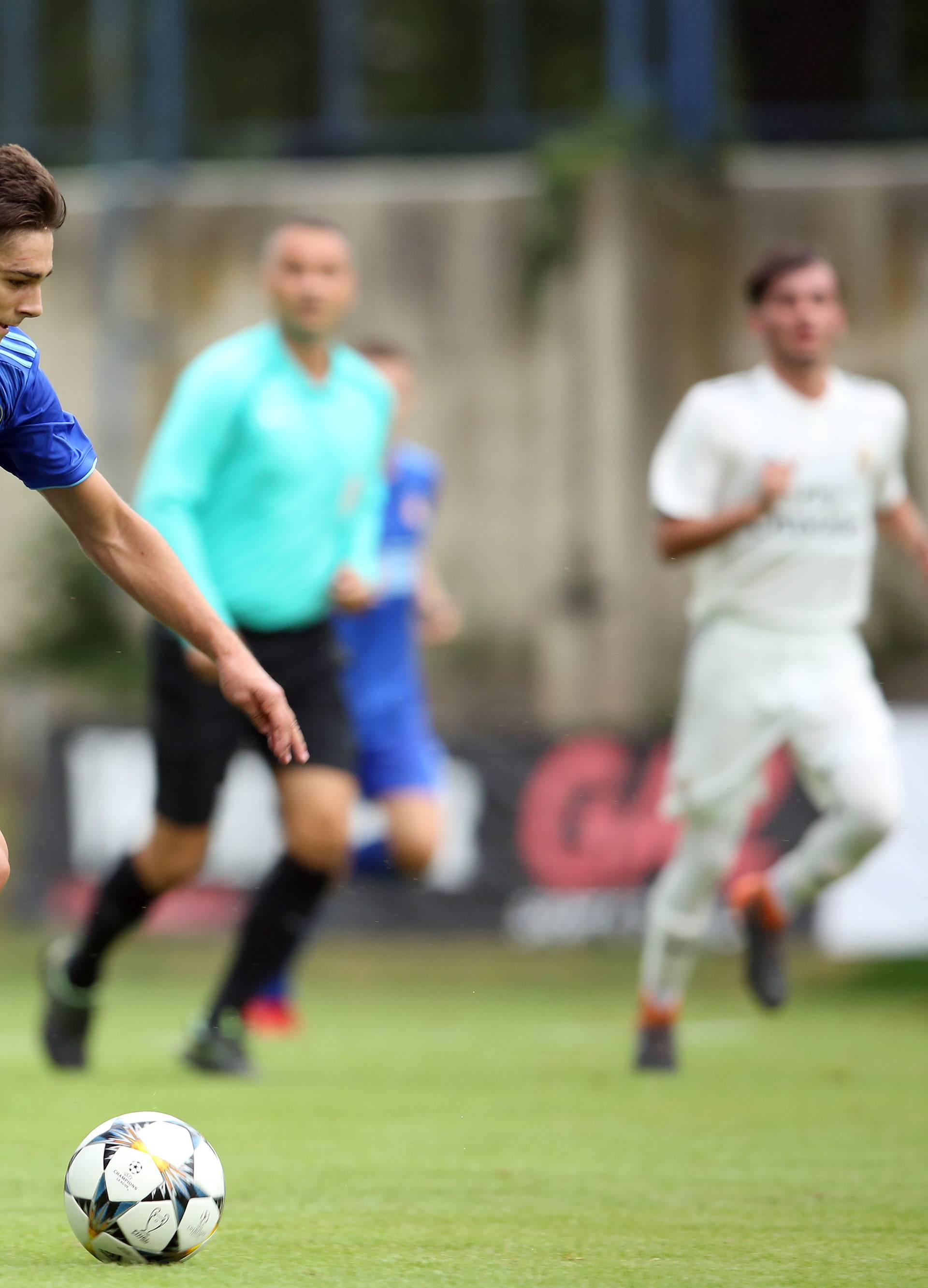 Zagreb: Dinamo protiv Reala na nogometnom turniru Mladen Ramljak