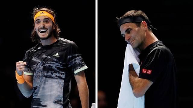 Maestralni Tsitsipas ekspresno riješio Federera i ušao u finale!