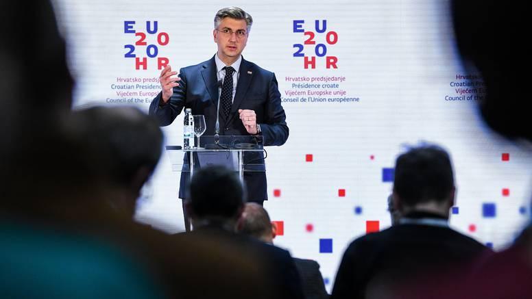 Plenković: Nikada nećemo dići bodljikavu žicu prema BiH