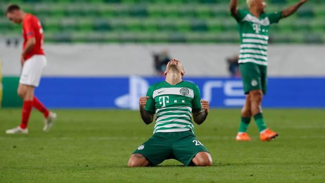Champions League - Play-off - Second Leg - Ferencvaros v Molde