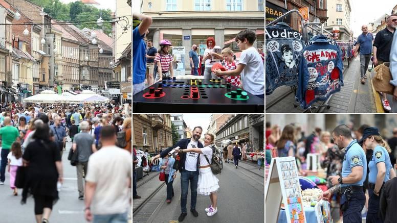 Projekt Ilica: Veselje i gužva u  Zagrebu, unatoč svim nedaćama