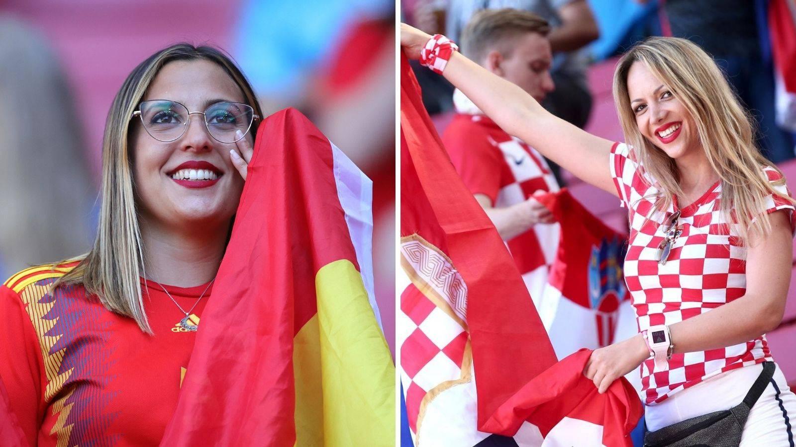 Uzavrela atmosfera na Parkenu: Tisuće 'kockica' bodri Hrvatsku